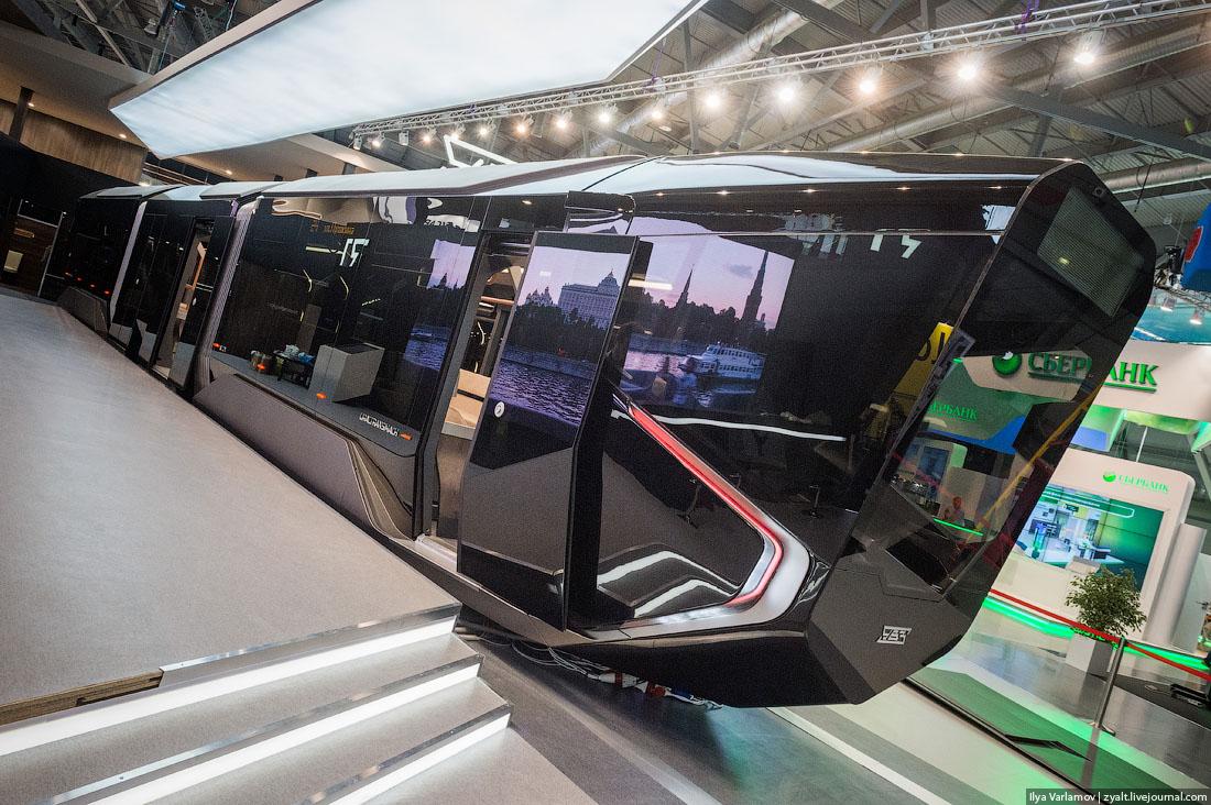 Ростех отказался запускать инновационный трамвай, за который не стыдно