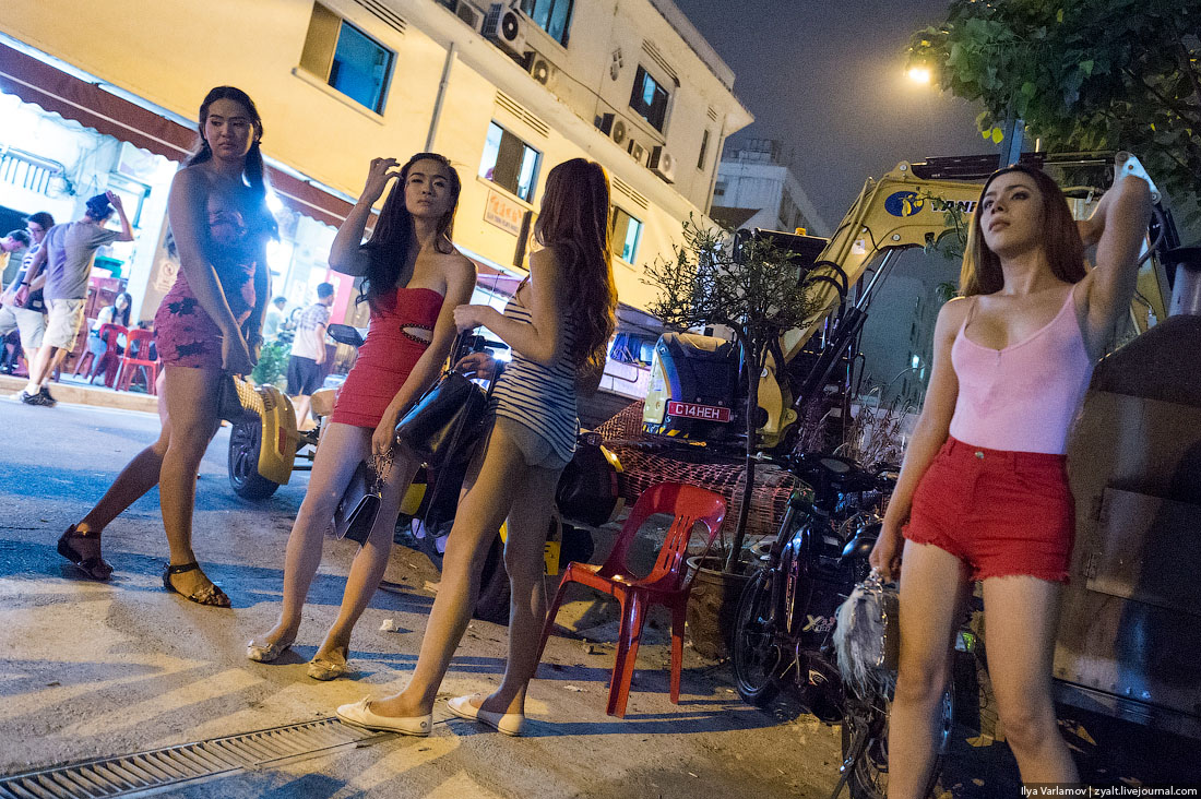 проститутки вдоль дороги цена