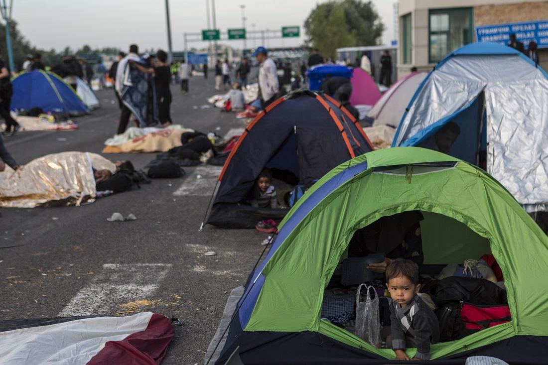 Беженцы в россии картинки