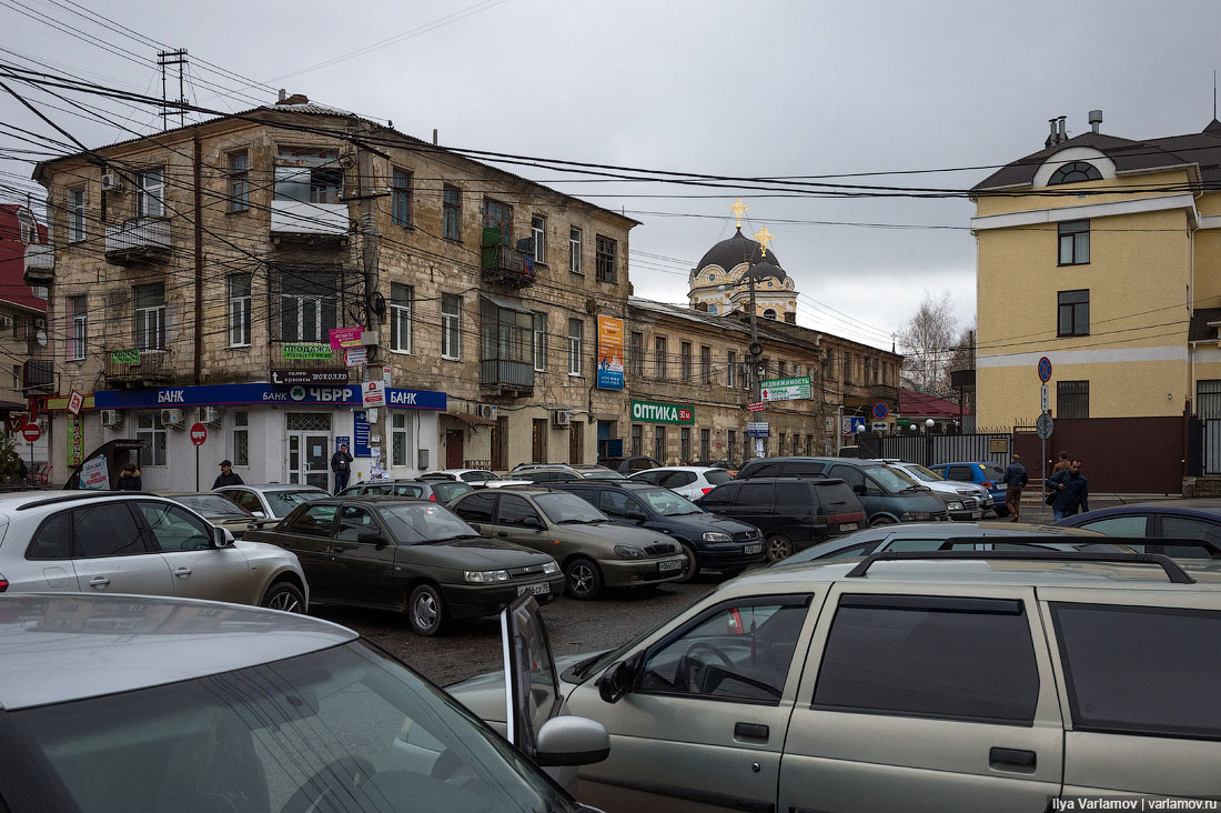 Варламовщина в Крыму!