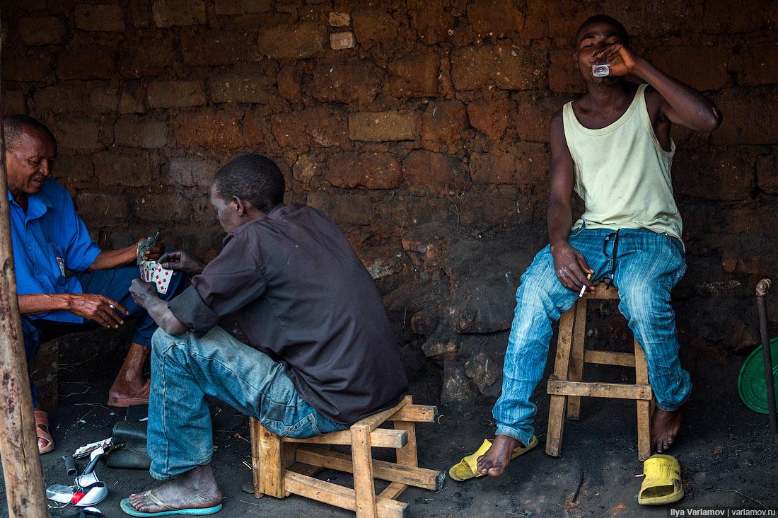 Как я оскорбил бурундийцев и Бурунди