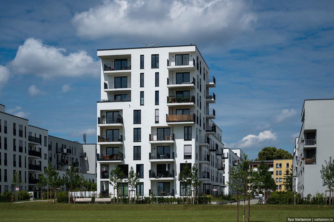 Новостройки мюнхена где за границей купить дом